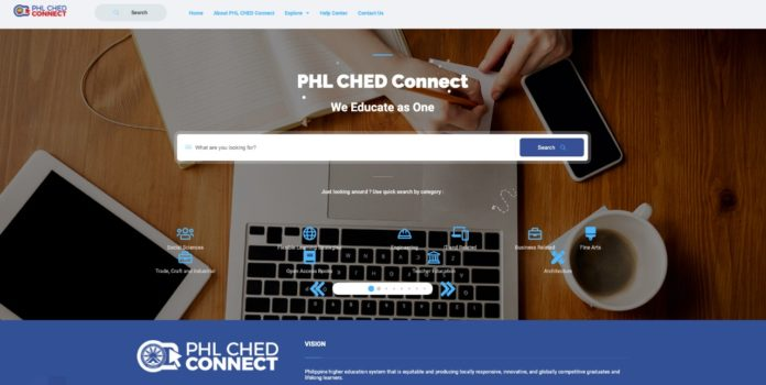 PHL CHED Connect