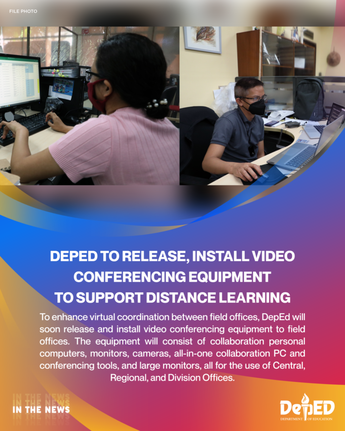 DepEd to release